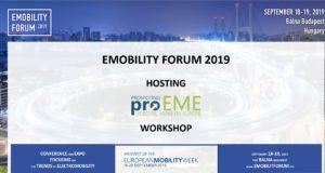 emobility forum 2019 hosting proeme