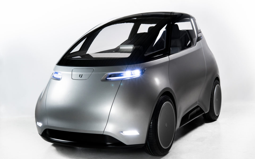 Swedish startup Uniti debuts city-sized electric car in the UK for less than $19,000