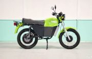 First Prototype of Electric Motorcycle