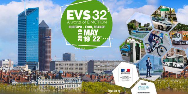 Electric Vehicle Symposium (EVS) Lyon